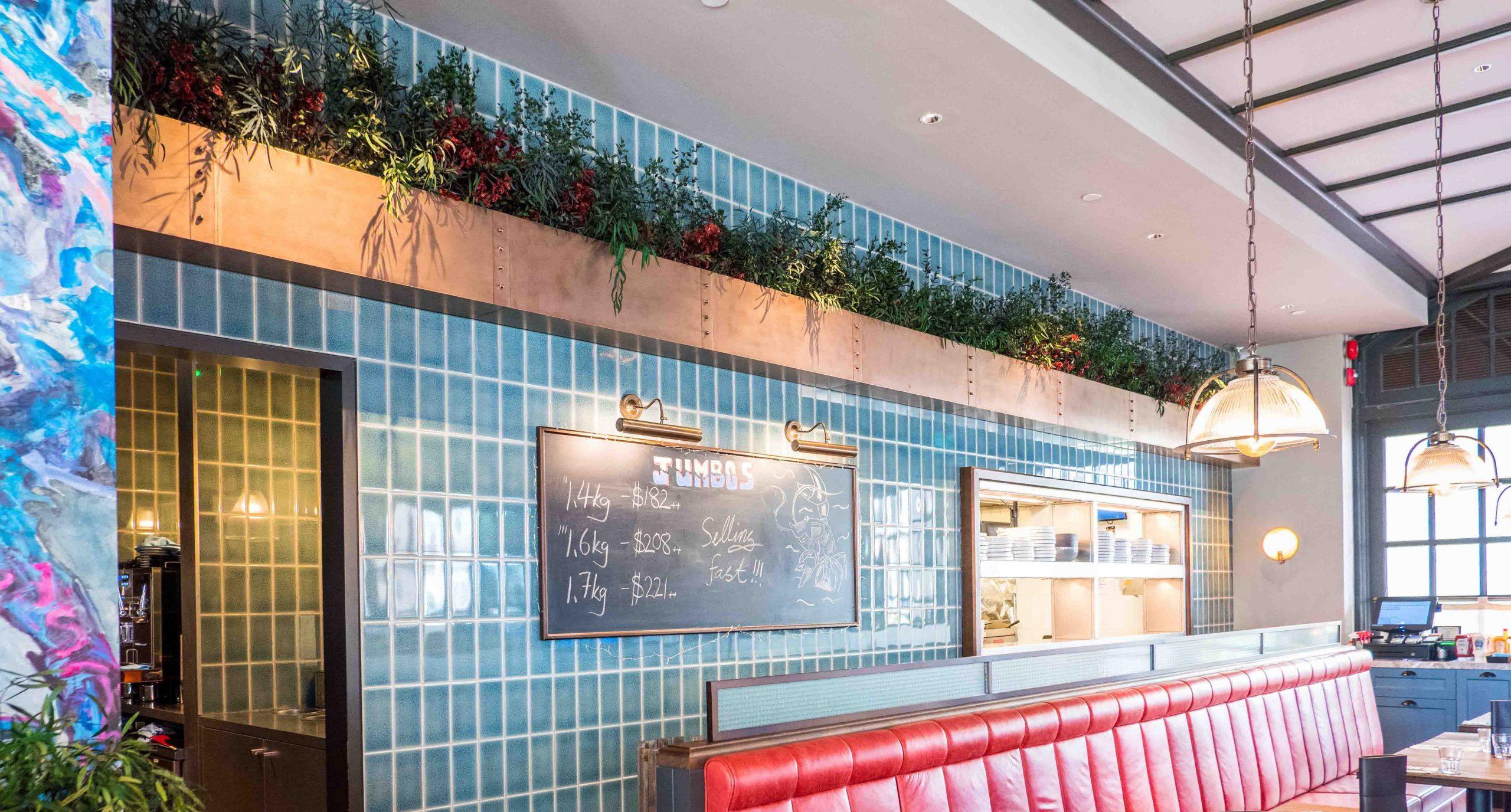 Burger & Lobster Restaurant